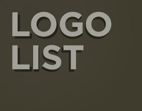 Logo List: Various Logos