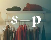 Fashion designer Sabine Poupinel