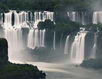 ''The Breathtaking Beauty of Iguazu Falls''