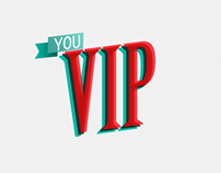 youVIP | webdesign and logo
