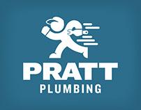 Pratt Plumbing Logo