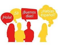 Teacher's of Spanish BUSINESS CARD (2015)