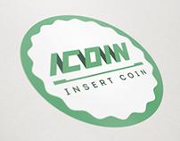 Redesign Logo Insert Coin