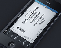 Mobile Ticket App