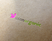 ASONORGANIC Corporate Identity and e-shop