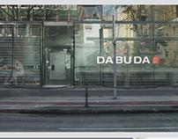 Restaurant Identity for Da Bu Da