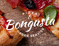Bongusta Pizzeria • Webdesign Proposal