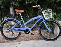 Bicicletas intervenidas