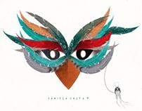 Cranevalarte, 2017 Progetto per locandina