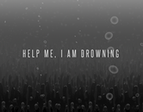 Help Me I Am Drowning - Experimental Game