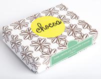 Packaging brief: Chocolate