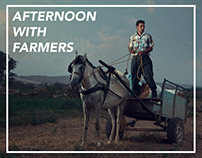Afternoon with farmers