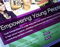 Youth Entrepreneurs Website