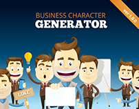 Business Mascot Creation Kit