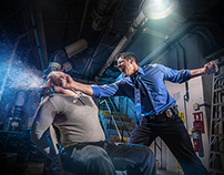 Interrogation Photo (Making of)