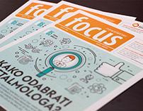 Graphic Design / LaserFocus