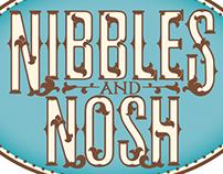 Nibbles & Nosh Branding