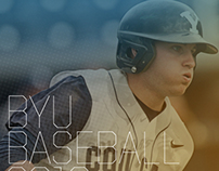 BYU Baseball Instagram Collection