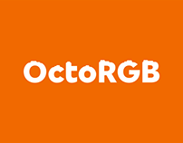 OctoRGB logotype