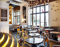 СЧАСТЬЕ бар-ресторан у Исаакия (реновация)