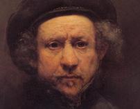 Rembrandt Morphs