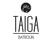 Taiga Batroun - Social media Posts design