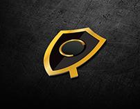 Qasim Cars Logo Design & Branding | Cromapix