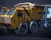 Truck Vehicle