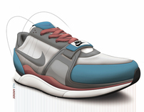 + Nike shoes +