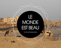 Pochette du film «Le monde est beau» (2012)