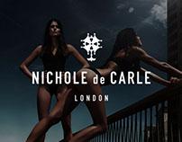 Web design | Nichole de Carle London