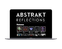 Abstrakt Reflections