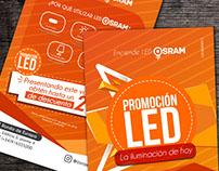 Proyecto: Promo LED [Diplomado Diseño Publicitario]