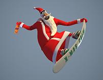 Belated Santa