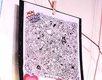 Redbull Doodle Art 2017