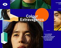 Colour Extravaganza x Stories Collective