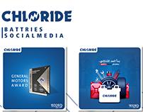 CHLORIDE socialmedia