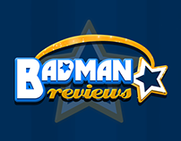 Channel Branding for Badman Reviews