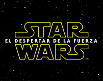 STAR WARS THE FORCE AWAKENS (SPAIN)