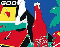Budweiser BUD90 Artshow Seoul