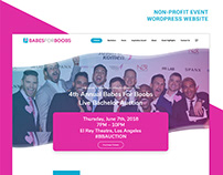 Breast Cancer Event Website