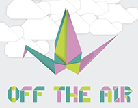 Off The Air Concert Poster