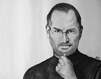 Pencil ART: Steve Jobs