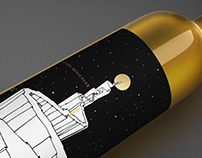 Wine Label Explorations