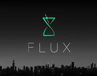FLUX App Redesign