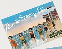 SAMMY D'S: Graphic Identity