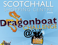 Dragonboat Challenge Logo & Design