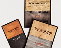 WILDWOOD BARBEQUE: Graphic identity