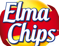 Elma Chips - Amendoim