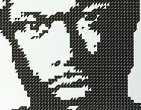Robert Hood Minimal Nation Cover Artwork (vinyl)